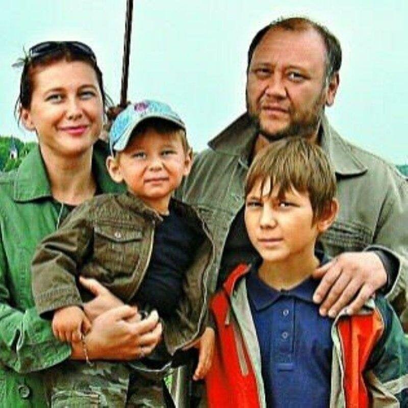 Сім'я Степанових