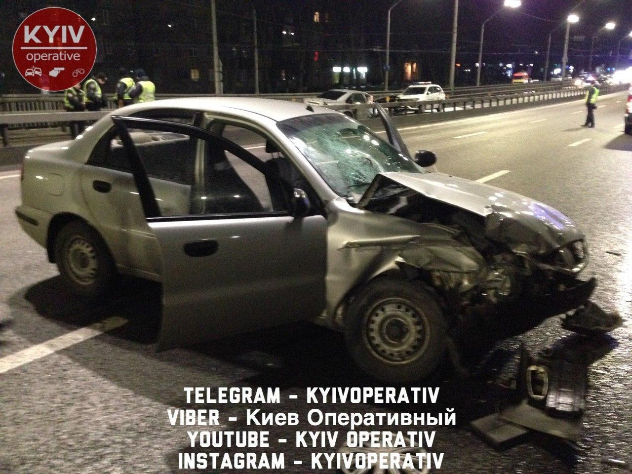ДТП в Києві