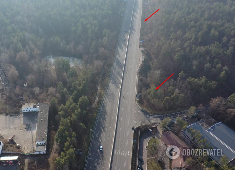 Также запланировано строительство развязки возле Южного кладбища