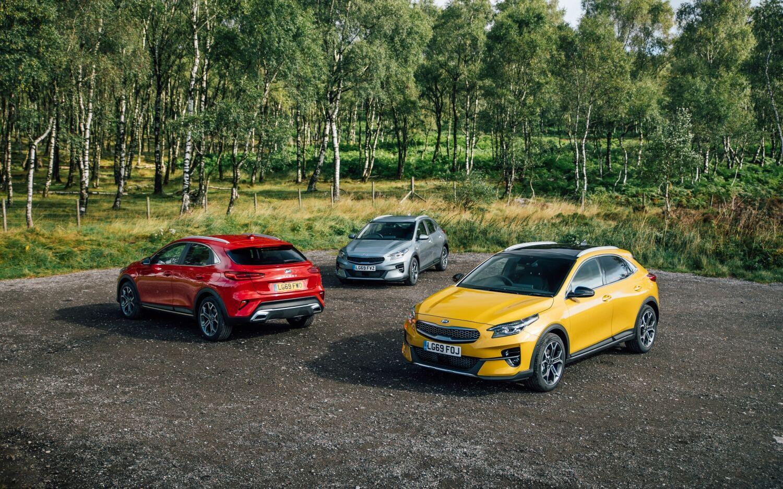 Продажі Kia XCeed стартували в Європі в кінці минулого року