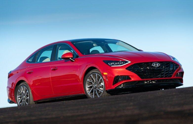 Новый Hyundai i30 выполнили под влиянием дизайна Sonata
