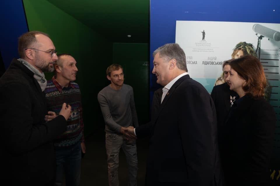 """Такі не здають Батьківщину: Порошенко поділився враженнями від """"Наших котиків"""""""
