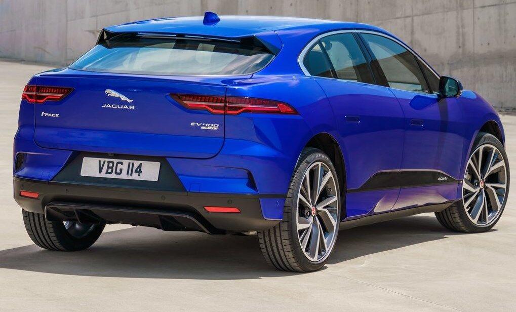 Через проблеми з батареями поставки Jaguar I-Pace можуть затриматися