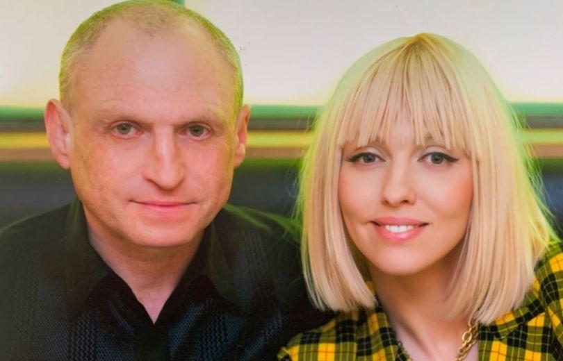Оля Полякова и Вадим Поляков