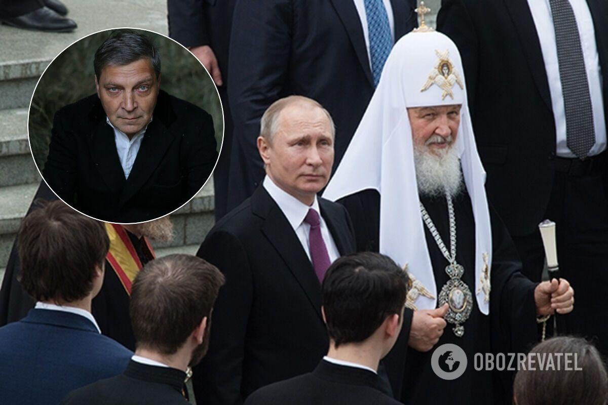 Олександр Невзоров, Володимир Путін і патріарх Кирило