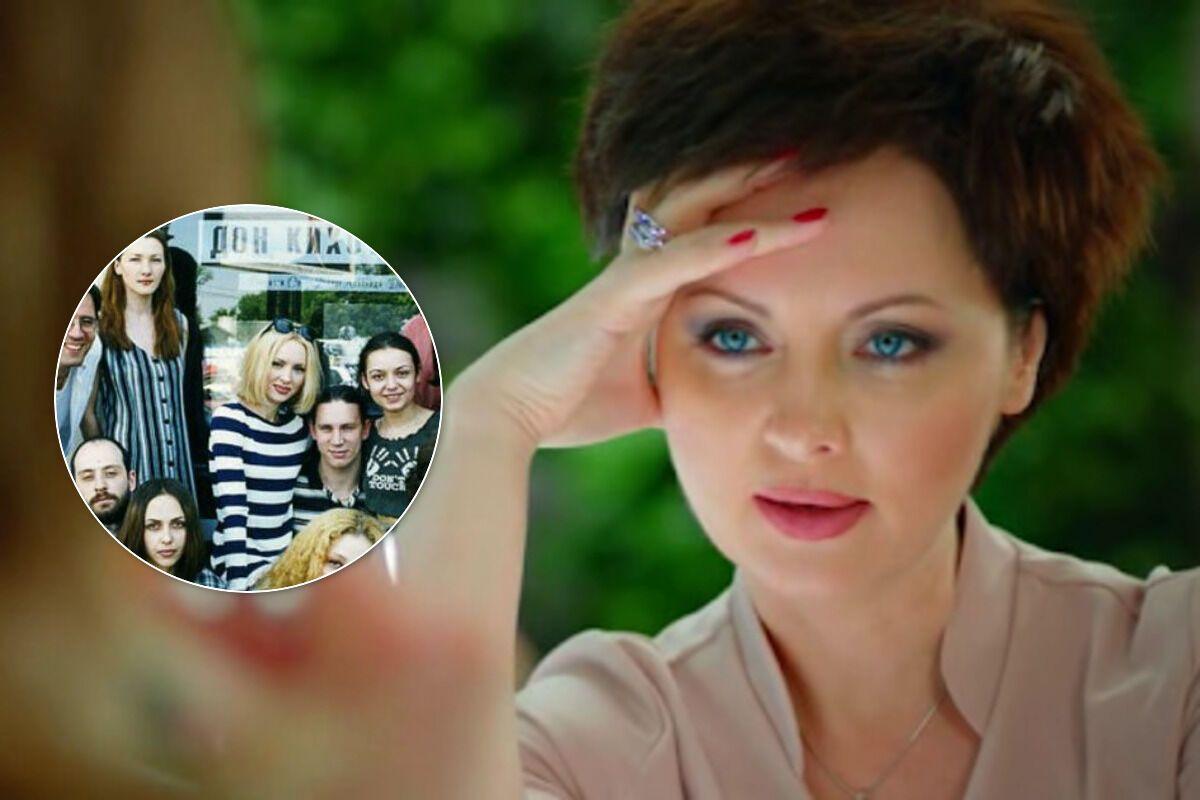 """Тітка Еля з """"Готель Елеон"""": як виглядала Ксенофонтова в першій ролі"""