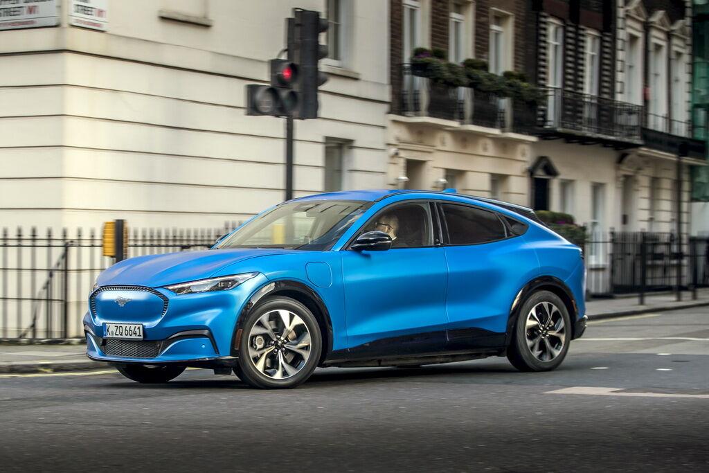 Залежно від версії Ford Mustang Much-E зможе долати від 420 до 600 км