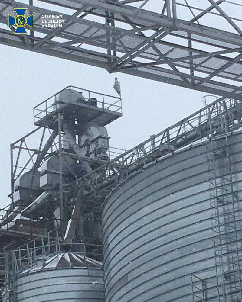 СБУ викрила нелегальну схему експорту зерна