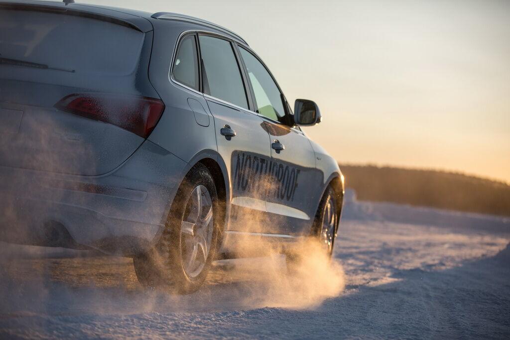 Експлуатація авто взимку вимагає максимальної концентрації уваги