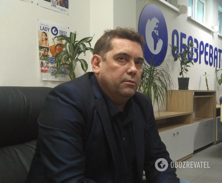 Вадим Кисельов в редакції OBOZREVATEL