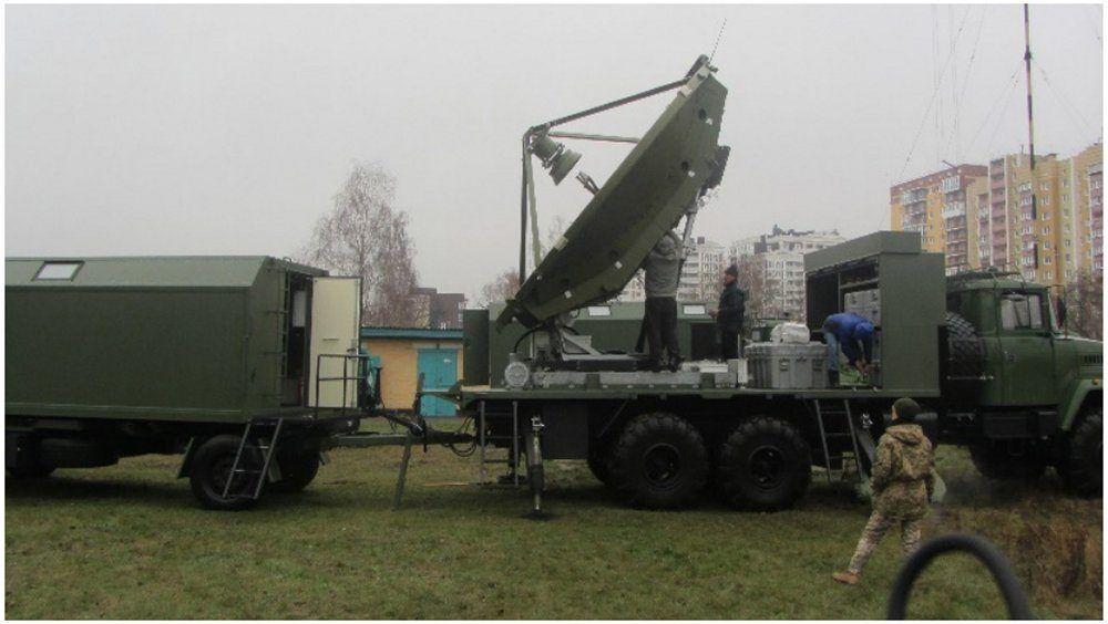 ВСУ приняли в эксплуатацию новые станции спутниковой связи
