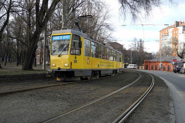 Трамвай Днепра