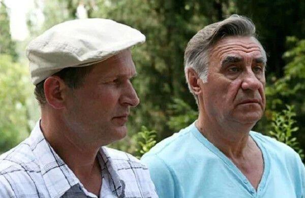 Федір Добронравов і Анатолій Васильєв