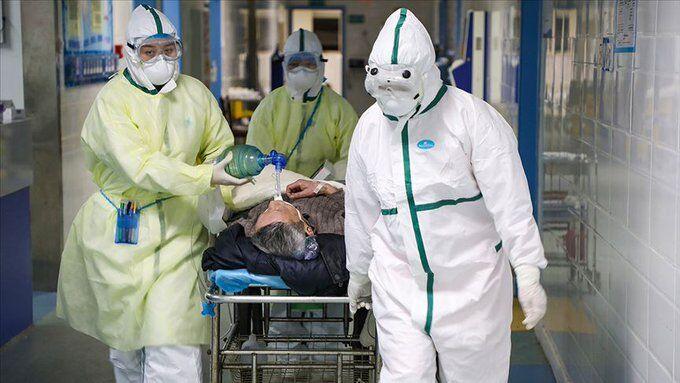 Количество убитых коронавирусом рекордно возросло