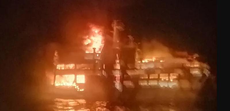 На Гаїті згорів дитячий будинок