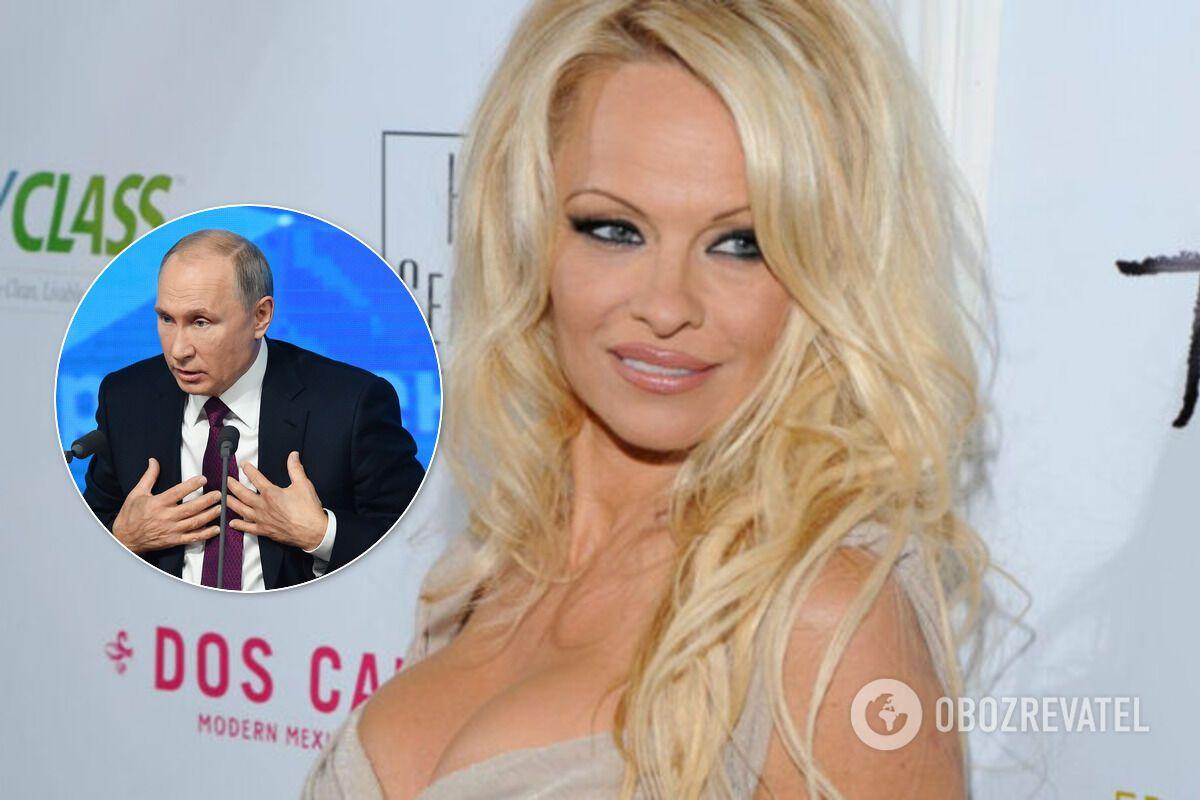 Сексуальная звезда Голливуда написала открытое письмо Путину: о чём она попросила