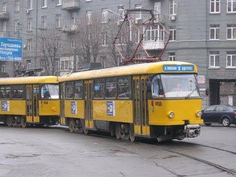 Электротранспорт Днепра