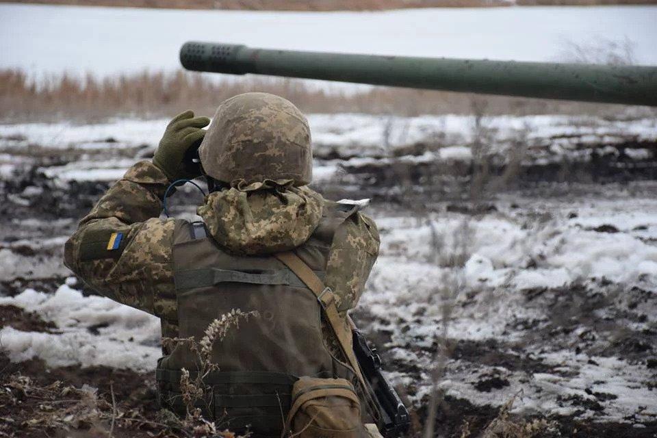"""Террористы """"Л/ДНР"""" нанесли удар по ВСУ"""