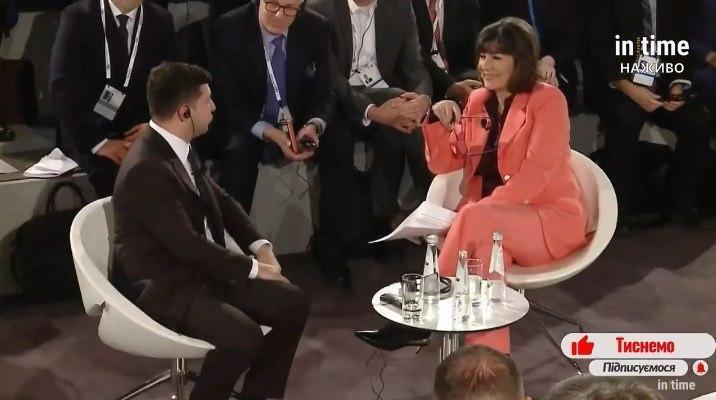 Зеленский пошутил об импичменте Трампа и Украина