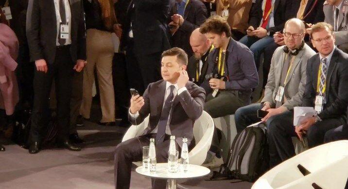 Всплыло эксклюзивное видео закулисной подготовки Зеленского в Мюнхене