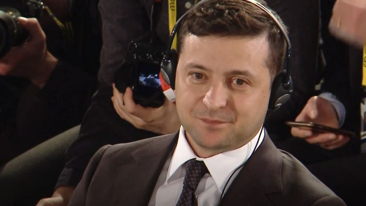 Володимир Зеленський на Мюнхенській конференції
