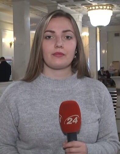 Анна Калюжна