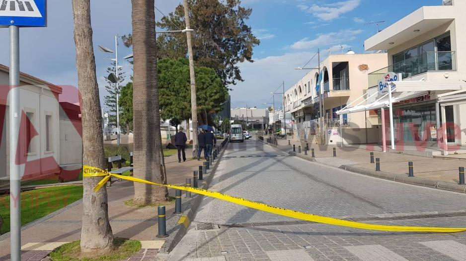 Стрілянина в кафе на Кіпрі