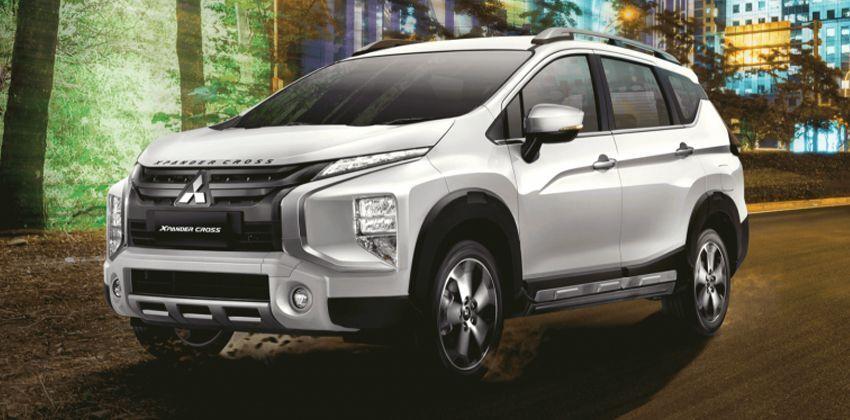 Новый Mitsubishi Xpander Cross – ближайший соперник Suzuki XL7