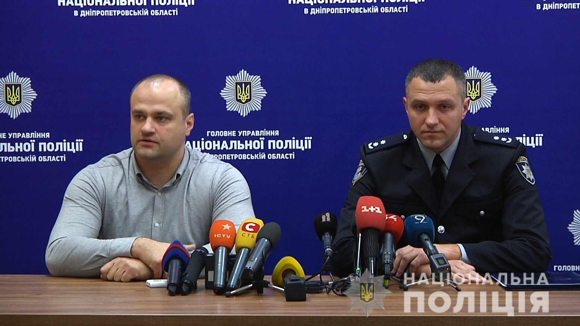 Полицейские задержали преступную группу
