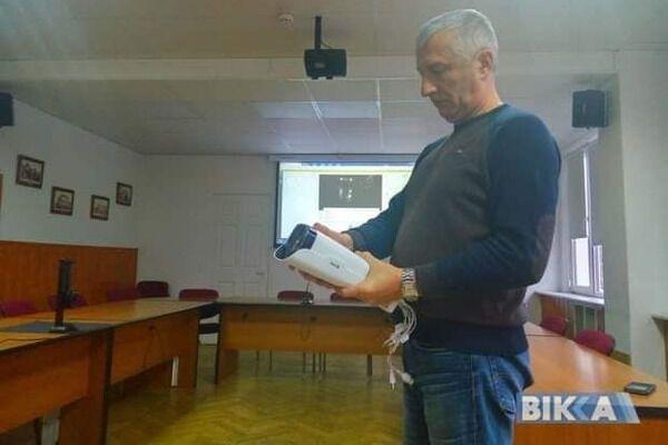 """Лидер """"Партии Вольных Демократов"""" Александр Згиблов"""
