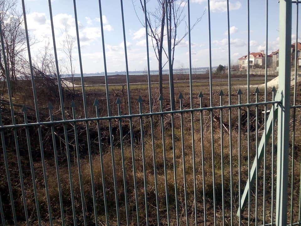 """Под Одессой внезапно обнаружили """"стену Яценюка"""""""