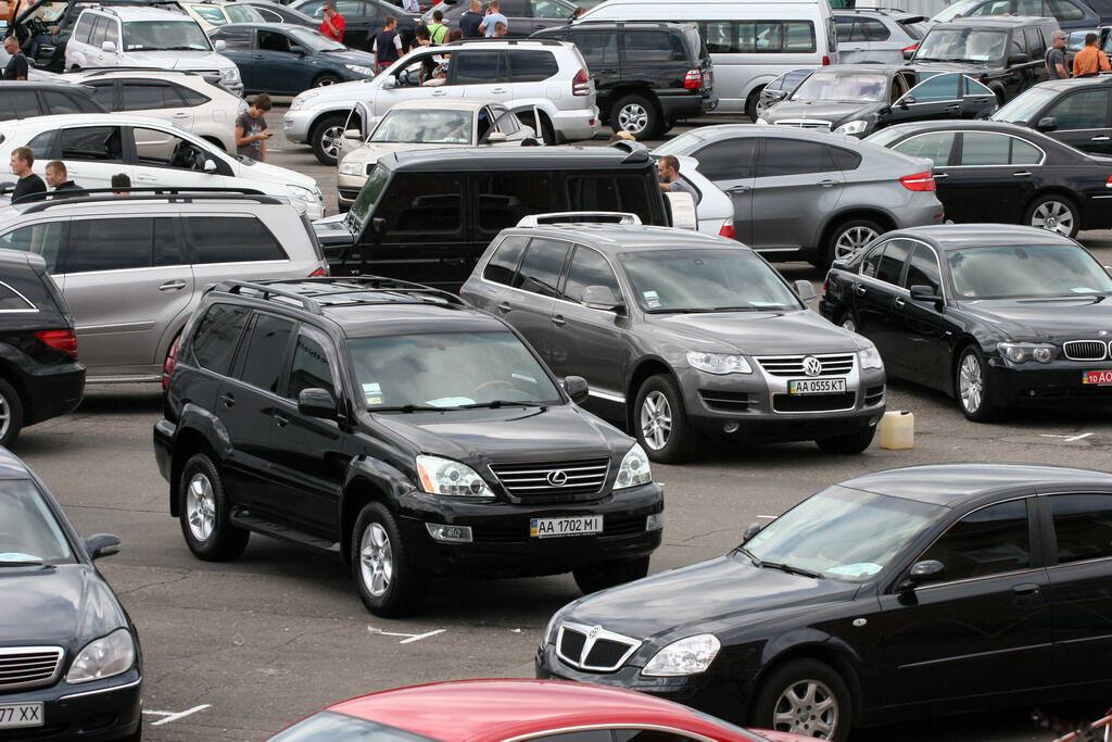 Каждое 20 авто в Украине нельзя перепродать: вскрылся интересный факт