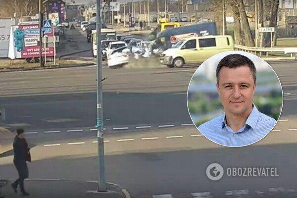 Новые подробности в деле о ДТП Кулебы: как омбудсмен может избежать тюрьмы