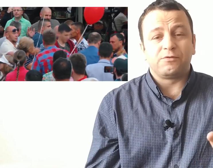 """Блогер разоблачил """"российскую агентуру"""" среди соратников Шария"""