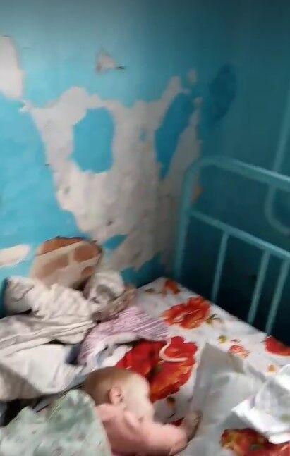 Ужасные условия в Ананьевской больнице