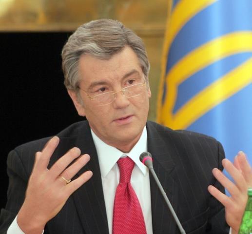 Виктор Ющенко предлагал отмечать День защитника 29 января