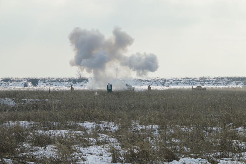 Бой 18 февраля в Золотом был одним из самых тяжелых за год (архивное фото)
