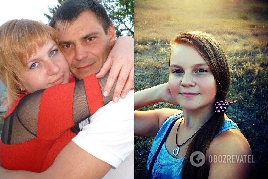 У ДТП загинули Сергій і Вікторія Кушнір, їхня 14-річна дочка Владислава і кума