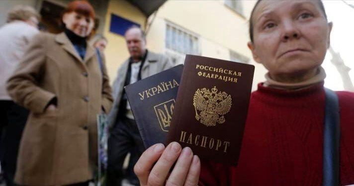 """Насильственная """"паспортизация"""" на Донбассе: что задумала Россия"""