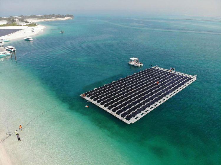 Пілотна сонячна електростанція Enerwhere