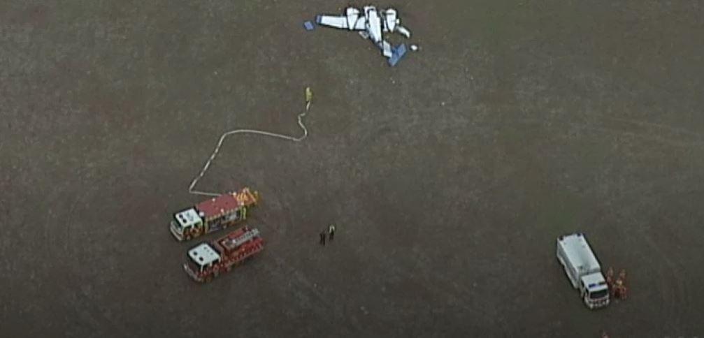 Два літаки зіткнулися в небі над Австралією