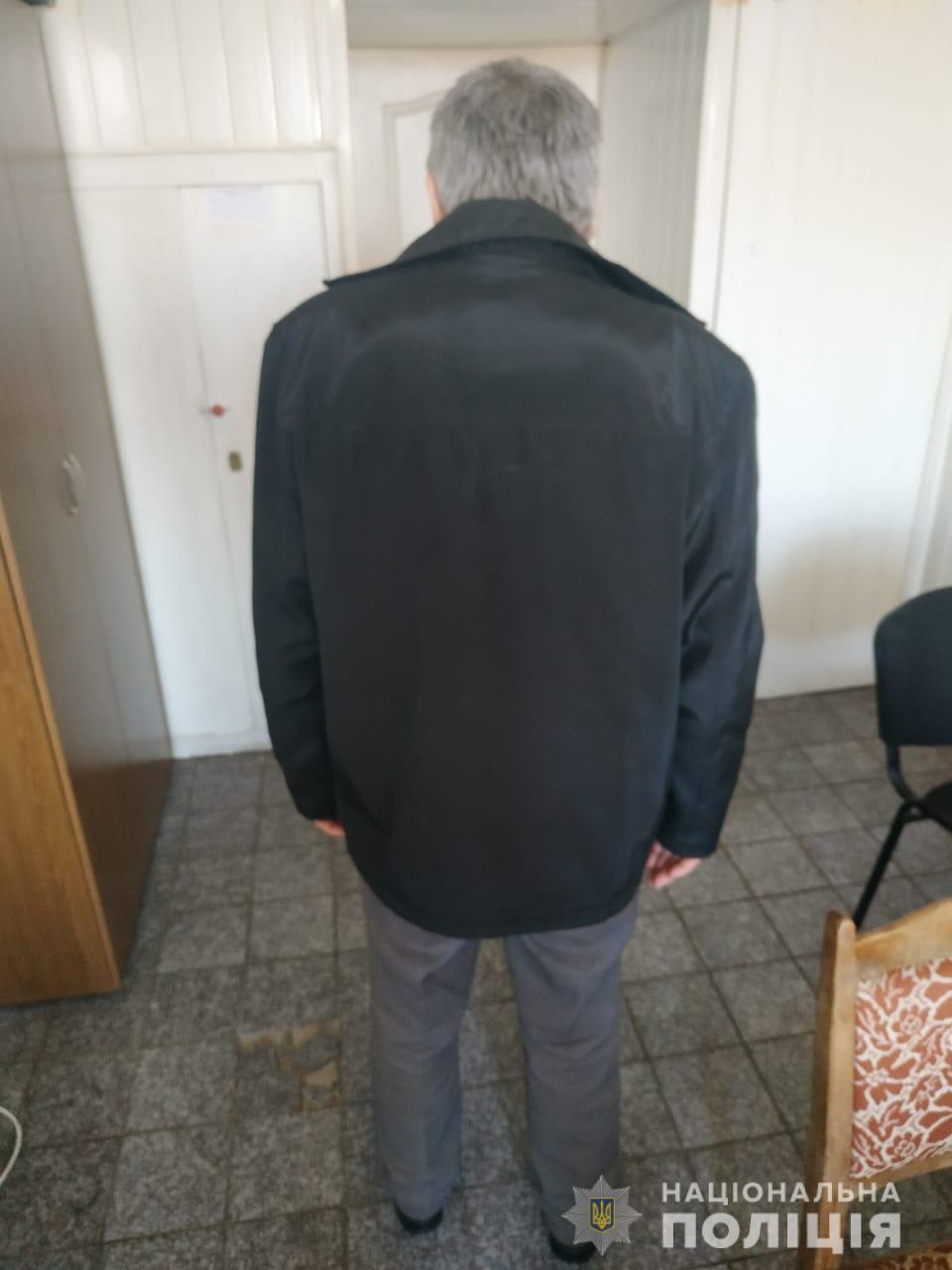 В Кривом Роге задержали подозреваемого в убийстве женщины