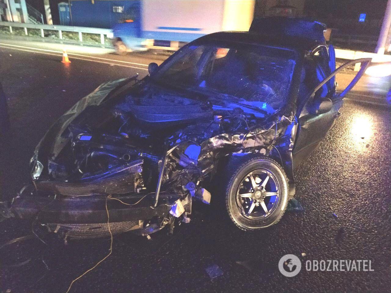 За январь нынешнего года в Украине произошло более 11 тысяч аварий
