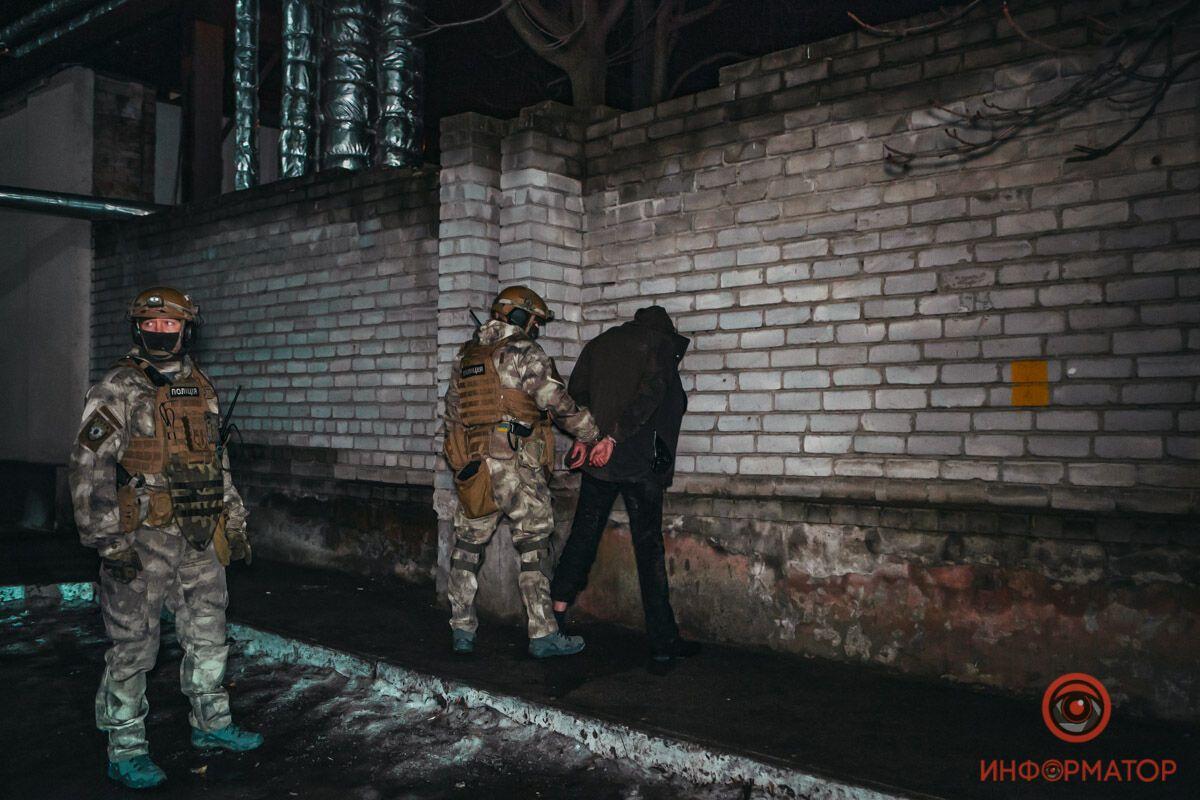 В Днепре похитили девушку и требовали деньги