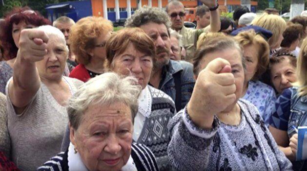"""""""Это афера!"""" Рева заявил об опасности пенсионной реформы"""
