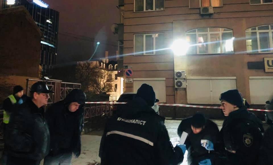 В центре Киева убили врача Андрея Сотника