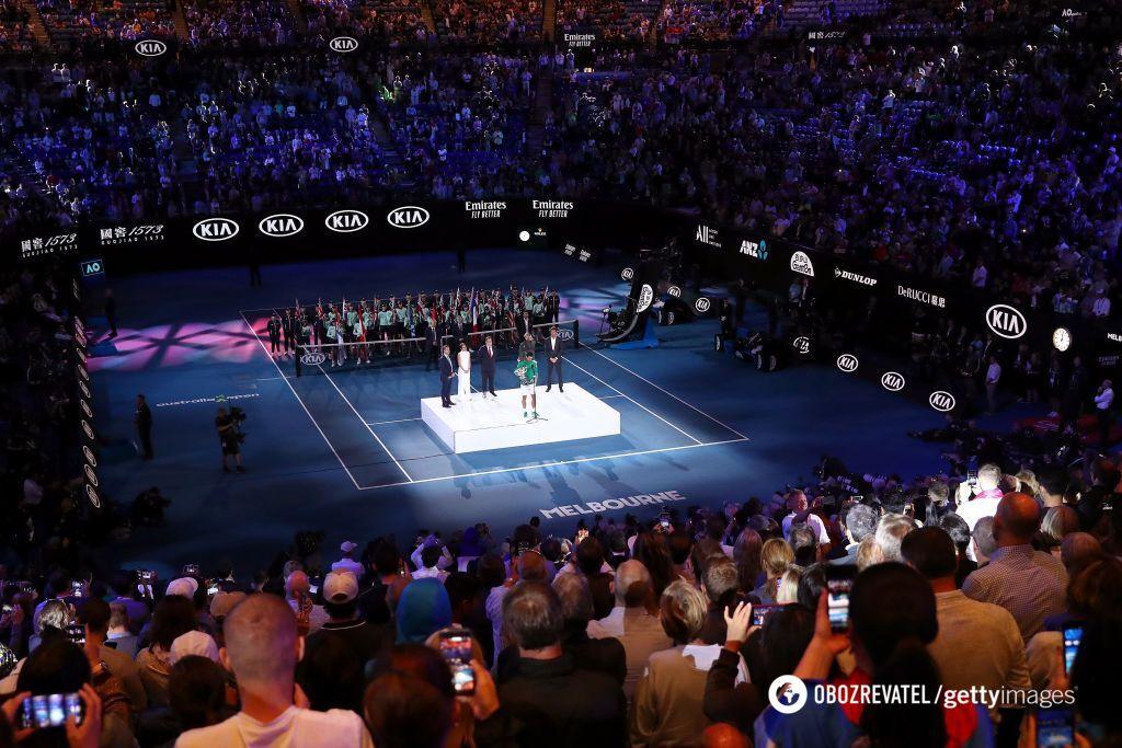 Определился победитель Australian Open