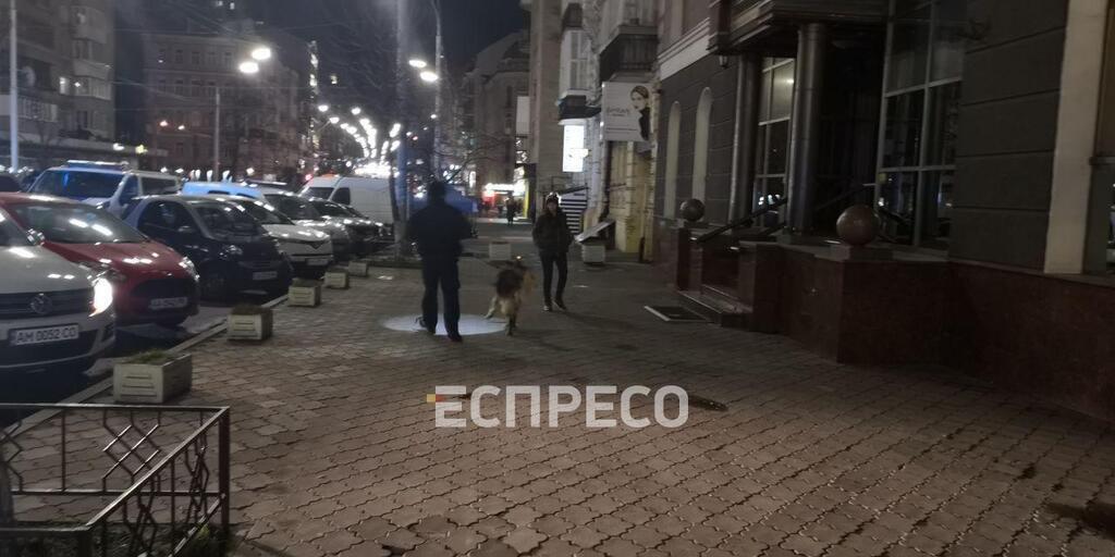 У центрі Києва застрелили людину