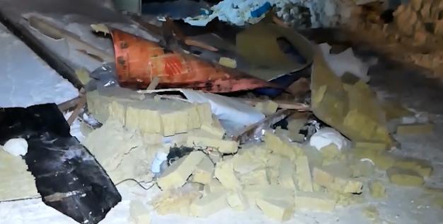 В Новосибирске в разгар вечеринки рухнула крыша кафе