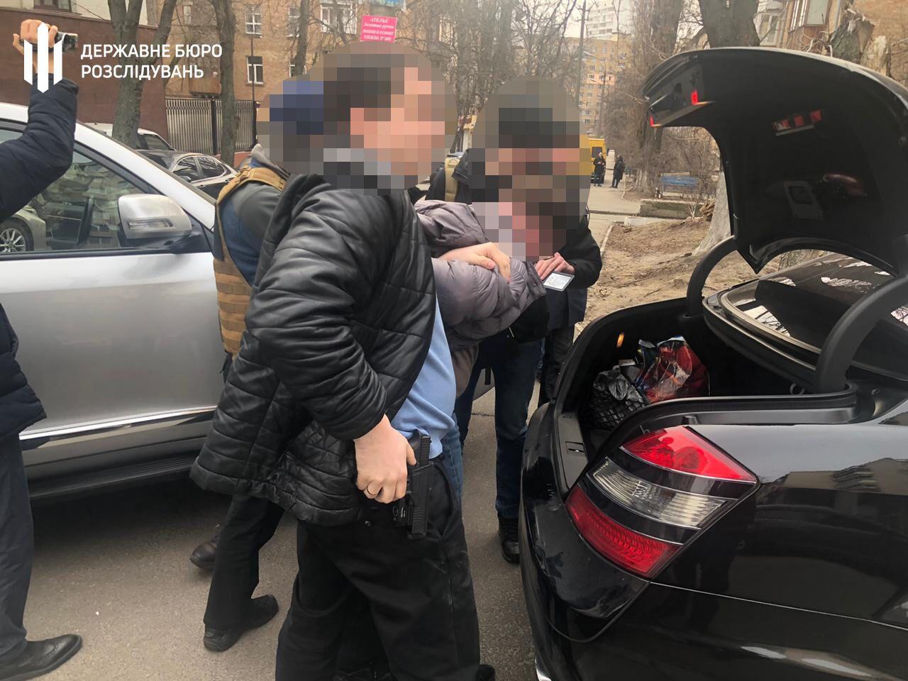 У Києві на хабарництві затримали керівника держпідприємства